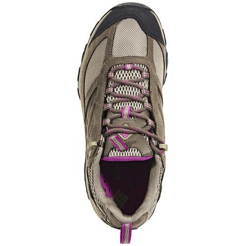 Columbia Terrebonne Outdry - Chaussures Femme - marron sur campz.fr ! parfait RX1Mz4uD5c
